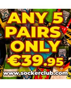 Any 5 pairs only €39.95