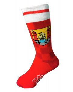 Cork GAA inspired socks