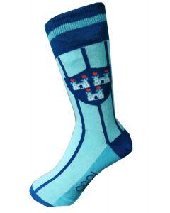 Dublin GAA inspired socks