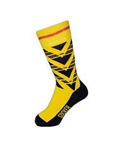 Arsenal Bruised Banana Socks
